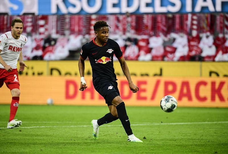 Nkunku has had a great season for RB Leipzig.
