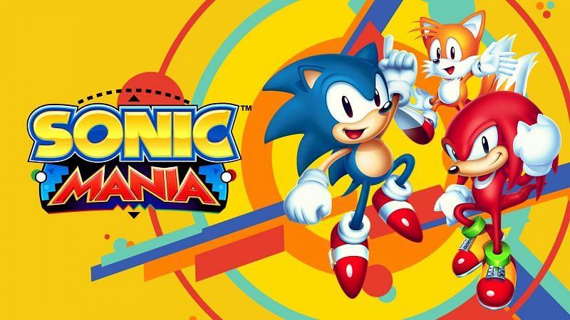 Sonic Mania. Image: Nintendo.