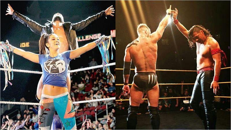 Finn Balor has made several good friends during his WWE tenure