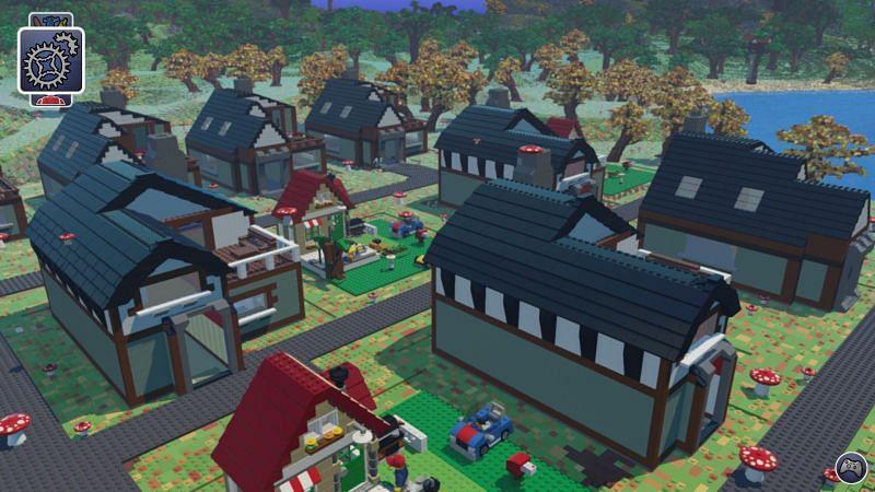 Lego Worlds (Image credits: Fortune)