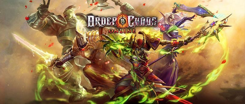 Order & Chaos Online(Image Credits: Gameloft)