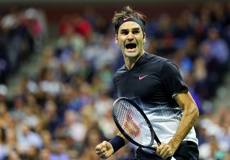 Roger Federer is a former 5-time US Open winner