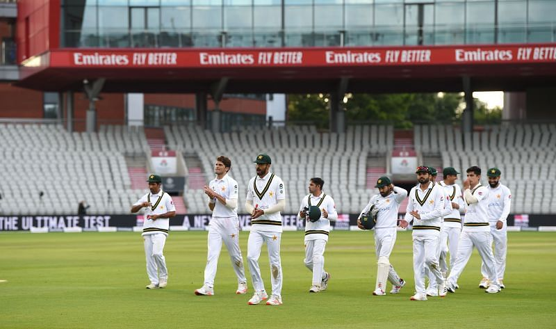 England v Pakistan: Day 2 - First Test