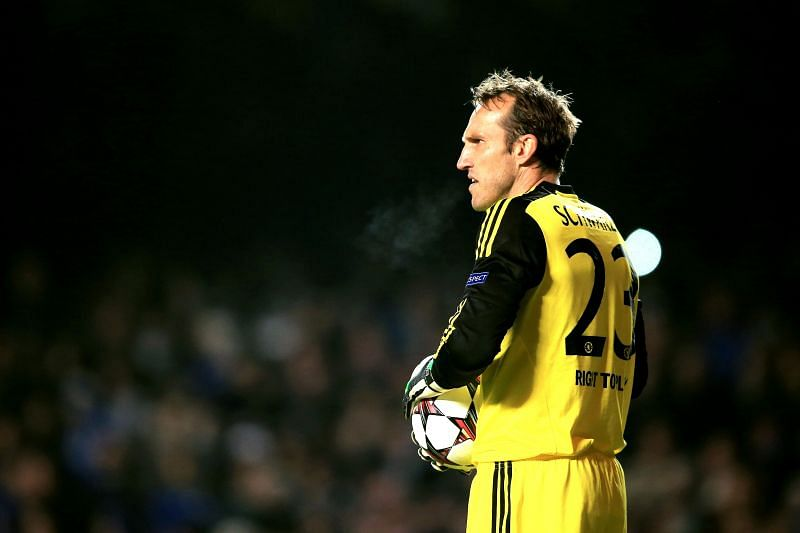 Schwarzer was the first person to win consecutive Premier League titles with two different clubs