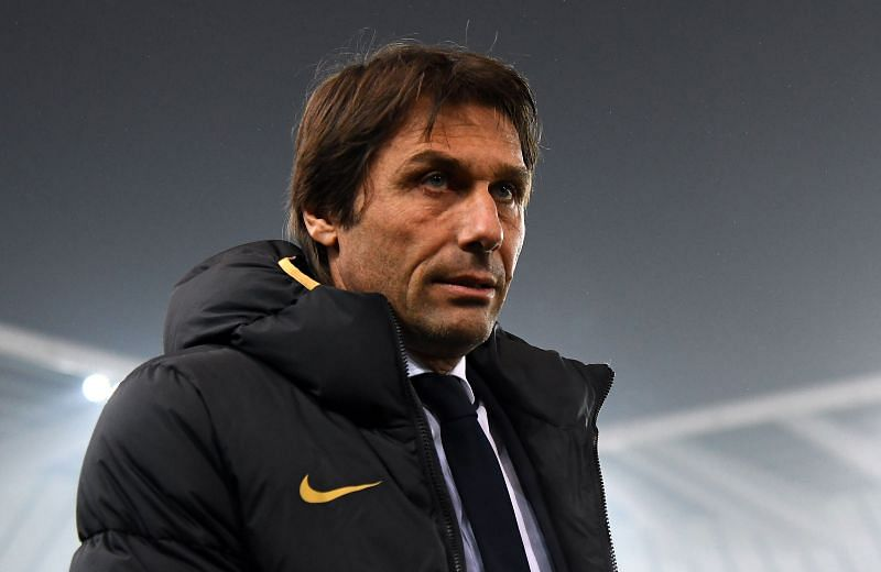 Antonio Conte is eager to add to his squad in the ongoing transfer window