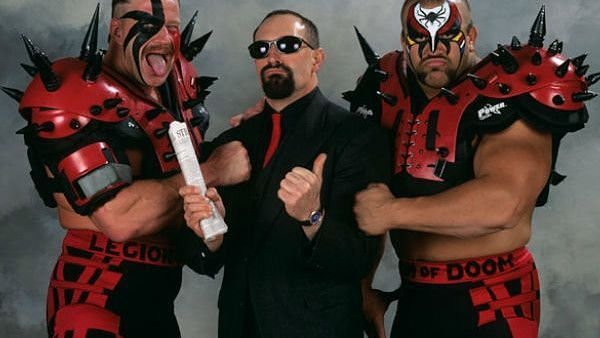 Paul Ellering and the Road Warriors