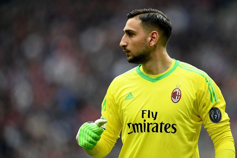 Chelsea target Gianluigi Donnarumma has made over 200 senior team appearances for AC Milan