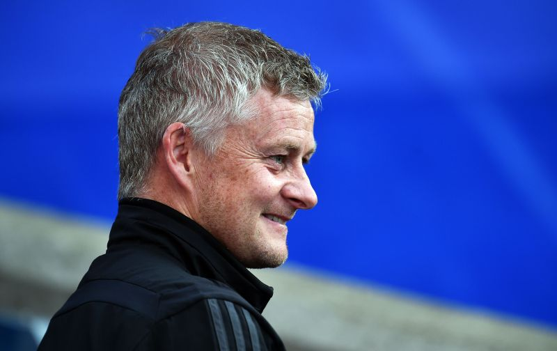 Ole Gunnar Solskjaer is reportedly close to signing one of his top targets