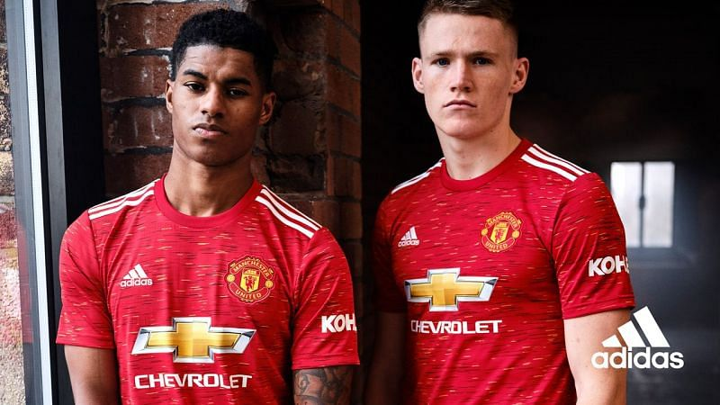 Manchester United 2020 21 Kit Update Red Devils Unveil Official Home Jersey