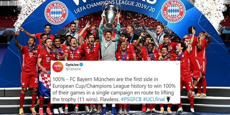 10 Amazing Facts From Bayern Munich S Stunning Champions League Victory Against Paris Saint Germain