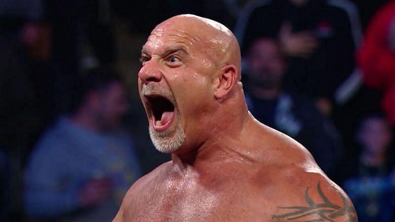 पूर्व WWE यूनिवर्सल चैंपियन गोल्डबर्ग