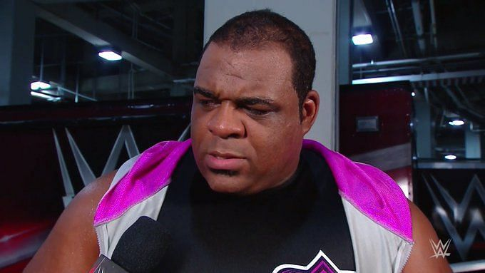 Keith Lee was thrust into the top feud on Monday Night RAW...but that wasn