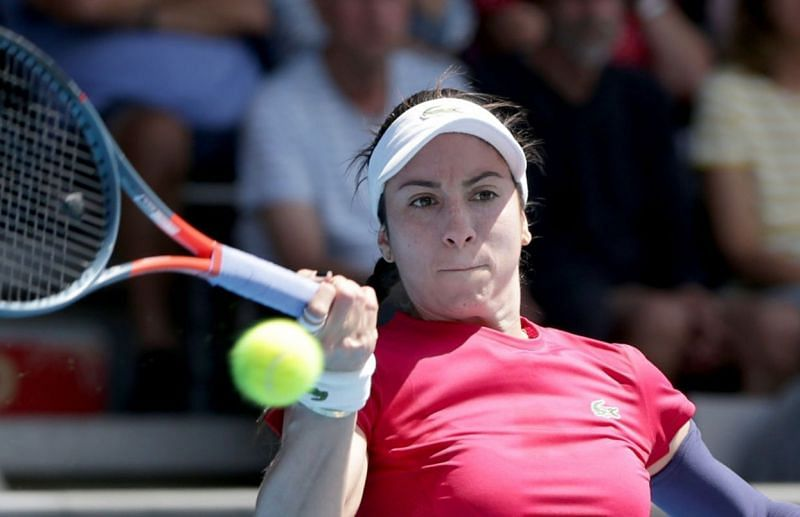 Christina McHale will look to take control of the baseline rallies using her strong groundstrokes
