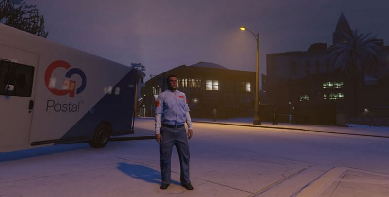Even though we can play as mailmen in GTA V using mods, players would rather have this feature in-built than install third-party modifications (Picture: author)