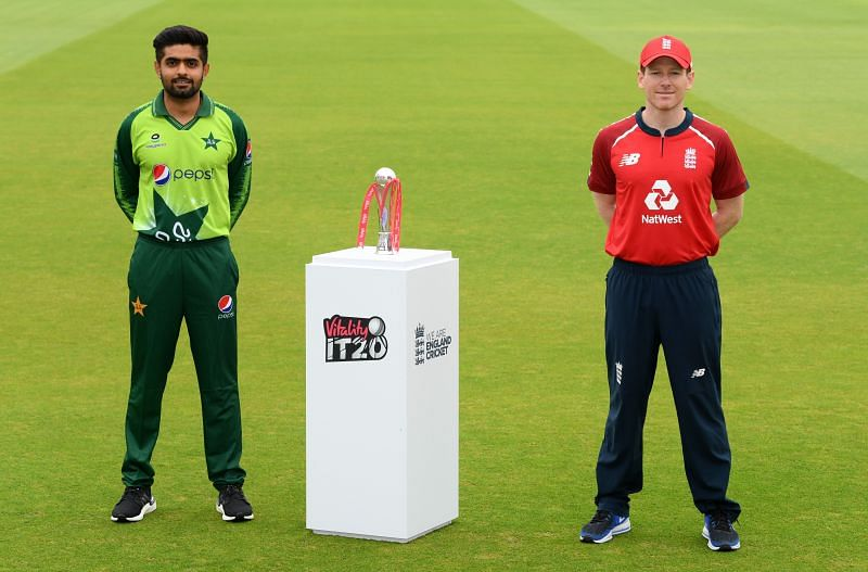 Can Pakistan get the better of England in the T20I series?
