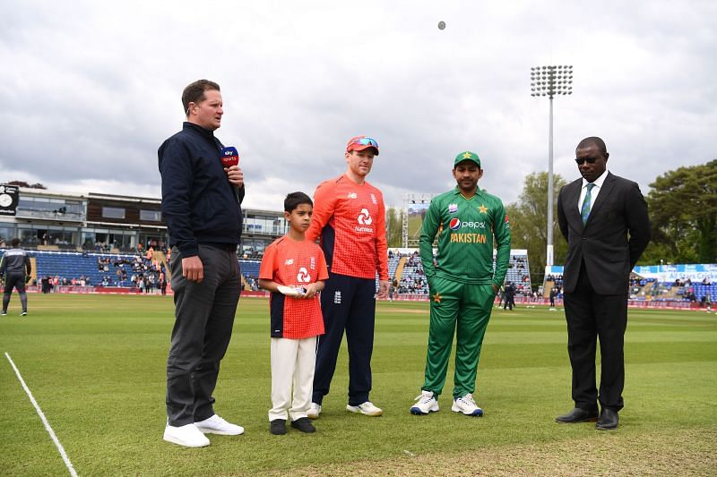 Pakistan has never lost a T20I match at Old Trafford