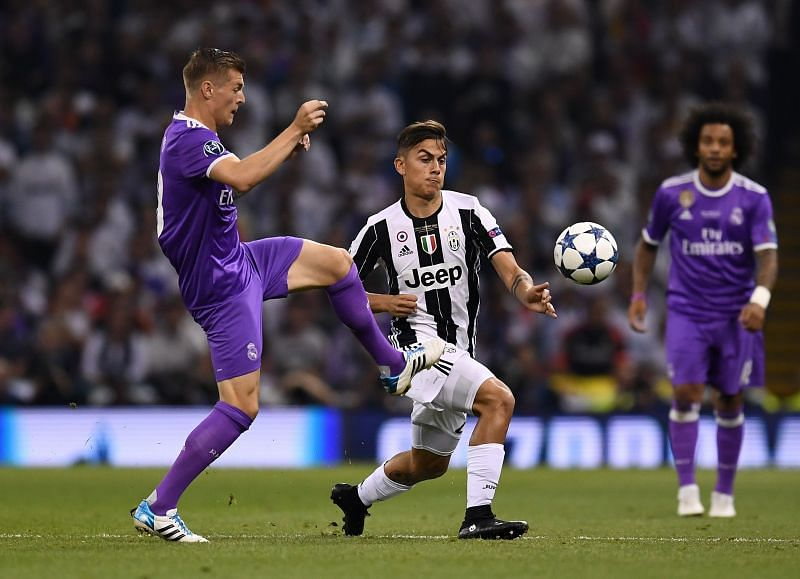 Dybala and Kroos could exchange clubs this summer
