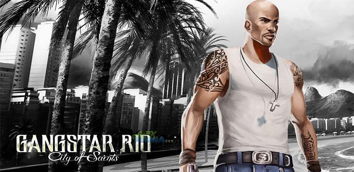 Gangstar Rio: City of Saints (Image Credits: Pinterest)