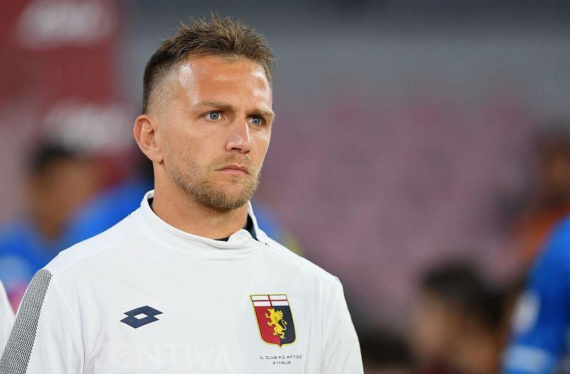 Domenico Criscito is the Genoa captain