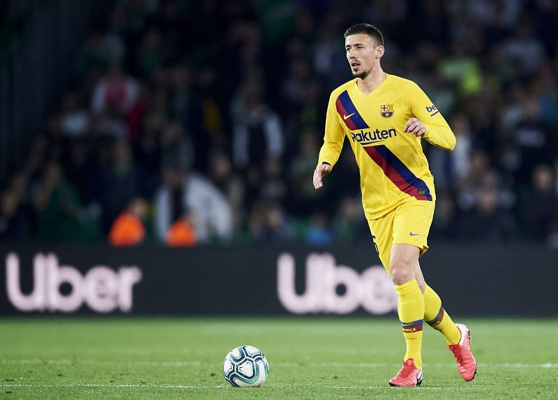 Clement Lenglet has been a good performer for Barcelona