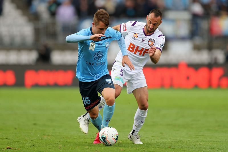 Sydney FC takes on the Perth Glory tomorrow