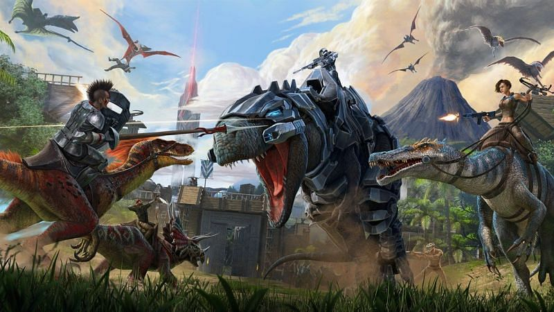 Ark: Survival Evolved (Image credits: Microsoft)