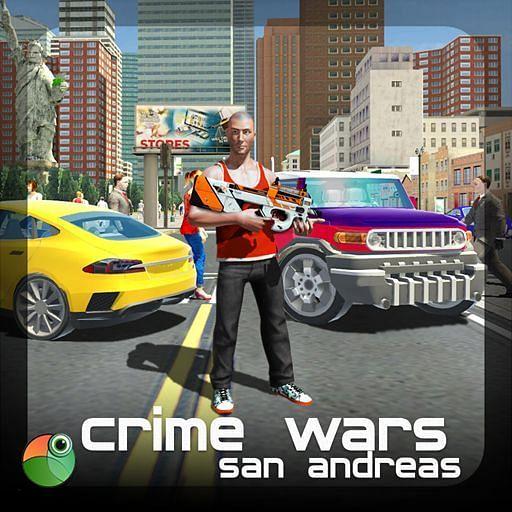 Crime Wars S. Andreas (Image Credits: Google Play)