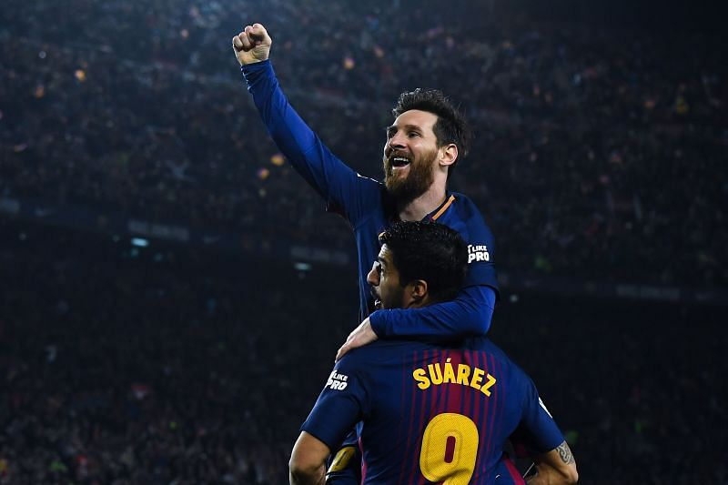 Lionel Messi and Luis Suarez could both leave Barcelona this summer