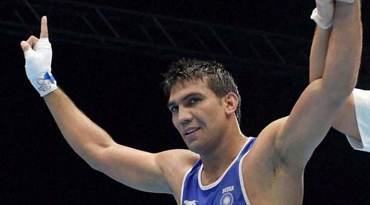 Manoj Kumar won the Gold in the 2010 Commonwealth Games