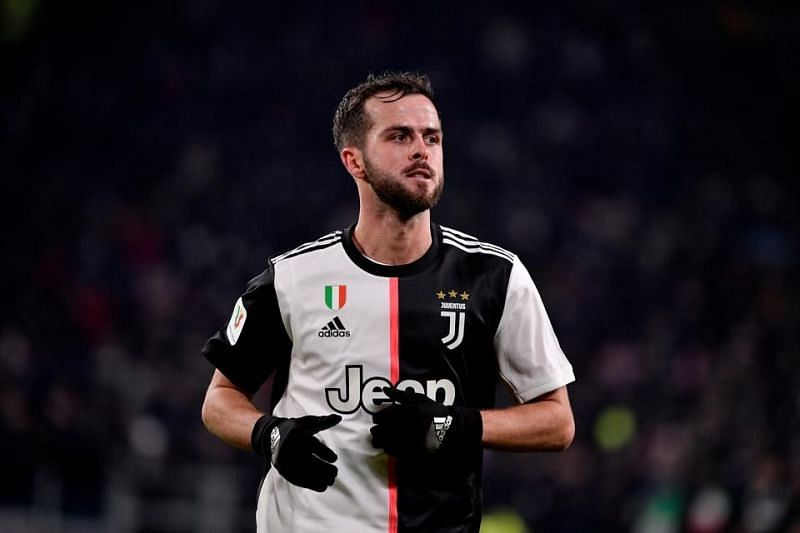 Miralem Pjanic has played his final Serie A game for Juventus
