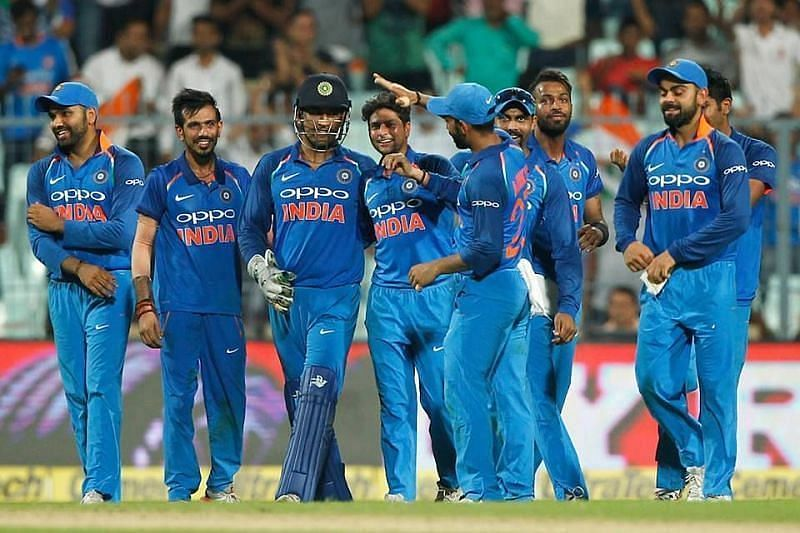 MS Dhoni played the mentorship role for the youngsters in the Indian team