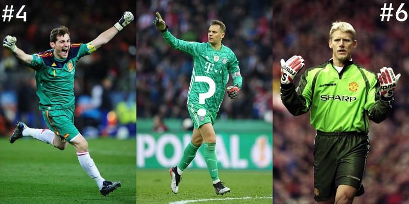 Manuel Neuer is one of the greatest goalkeepers in modern football