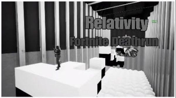 relativity deathrun map
