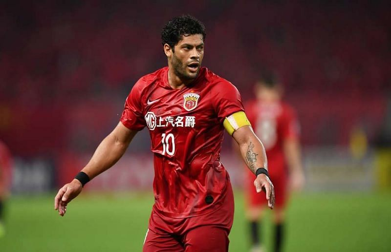 Hulk is expected to return to the Shanghai SIPG starting XI