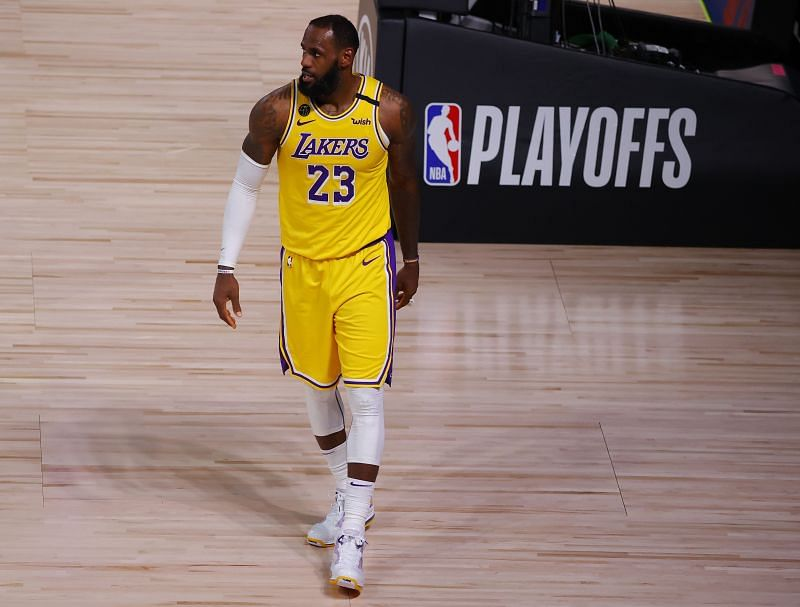 Nba News Update Lakers Legend Comments On Lebron James Legacy Damian Lillard Makes Big Announcement Post Bubble Exit