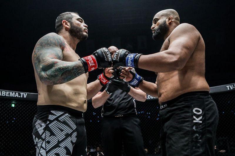 Arjan Bhullar focused on Brandon Vera fight