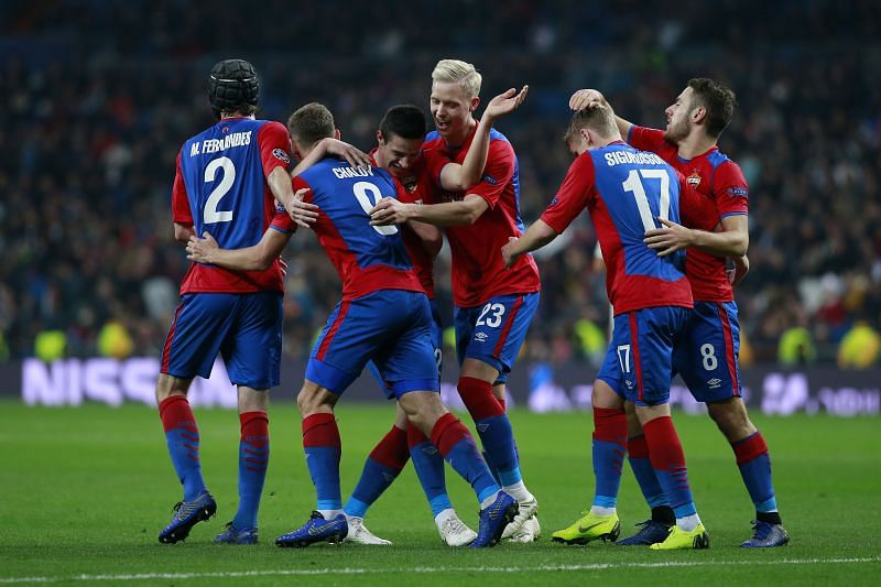 CSKA has the potential to be dangerous if the forwards get going
