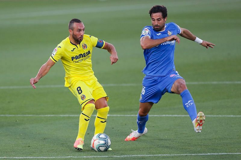 Santi Cazorla was the undoubted star for the Yellow Submarines in the La Liga this season