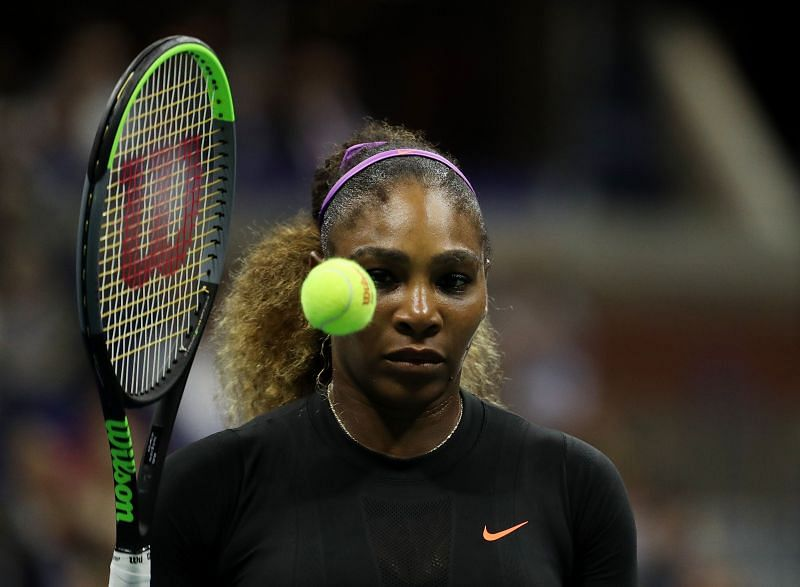 Serena Williams enters the contest as a heavy favorite