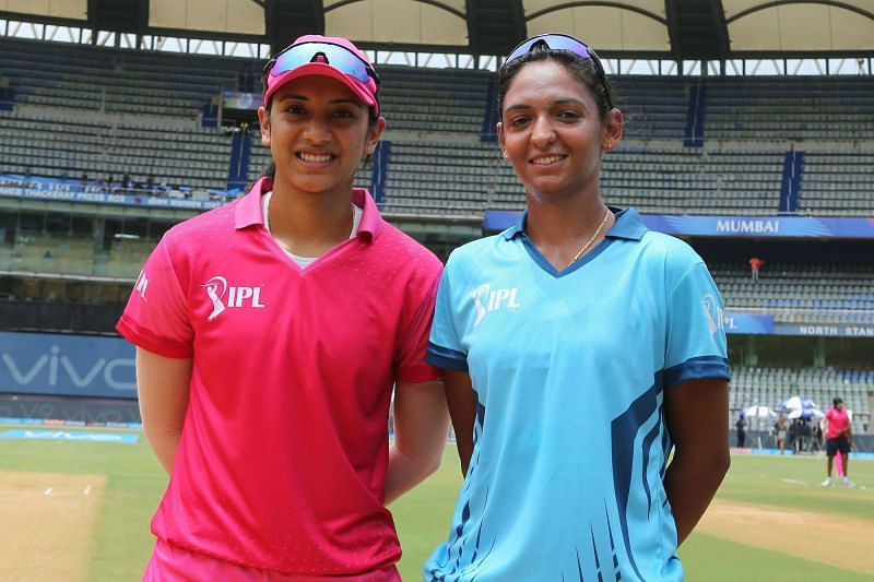 Smriti Mandhana and Harmanpreet Kaur are expected to lead two out of the three teams in the tournament