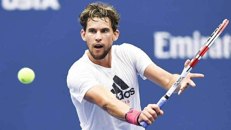 Dominic Thiem opens his 2020 US Open campaign against Jaume Munar.