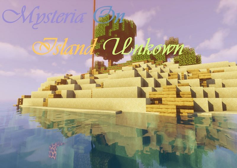 Mysteria on Island Unknown (Image credits: Minecraft Maps)