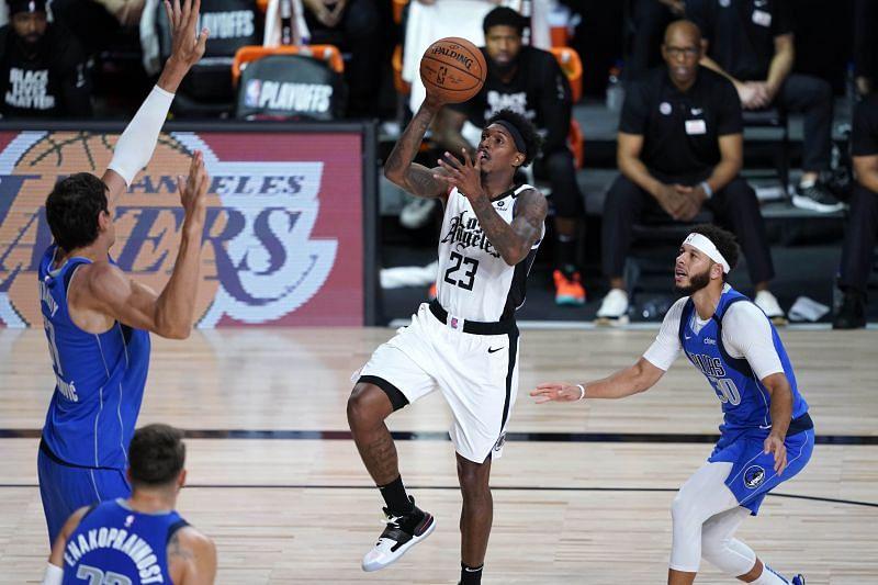 The LA Clippers dominated the Dallas Mavericks in Game 5