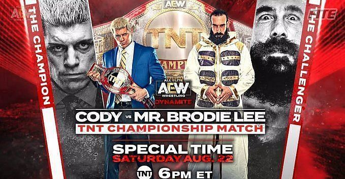 Saturday Night Dynamite is going to be interesting (Pic Source: AEW)