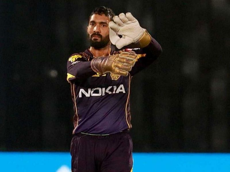 Captain Dinesh Karthik will direct traffic from behind the sticks in the 2020 IPL