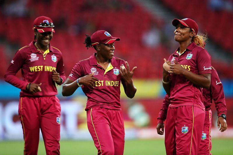 वेस्टइंडीज महिला टीम