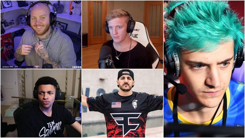 5 Fortnite streamers who were hacked live stream