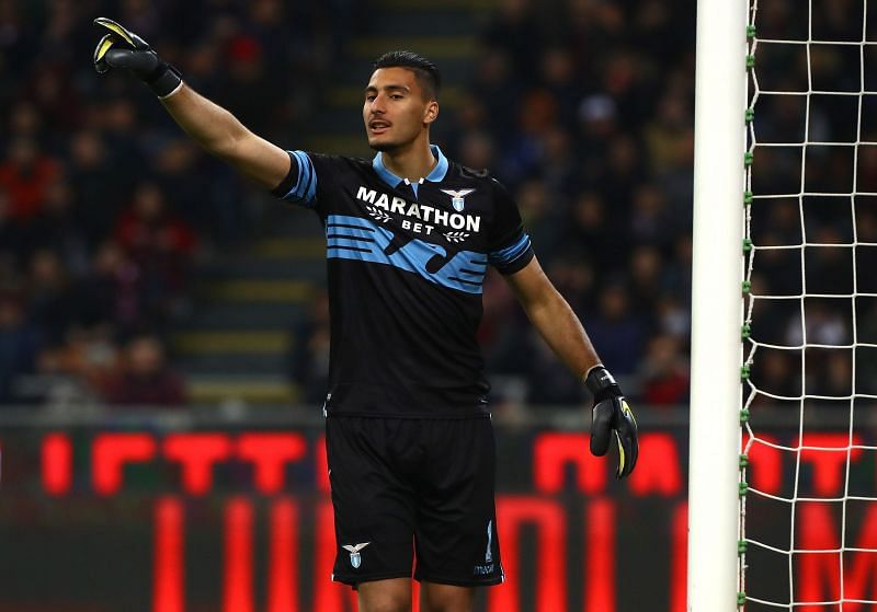 Strakusha has been a reliable presence between the sticks for Lazio
