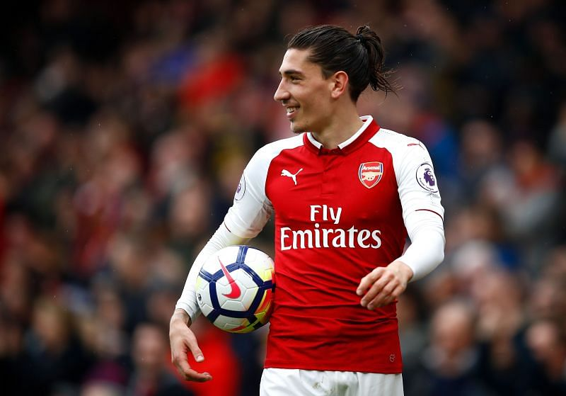 Bellerin has been linked with a move away from Arsenal