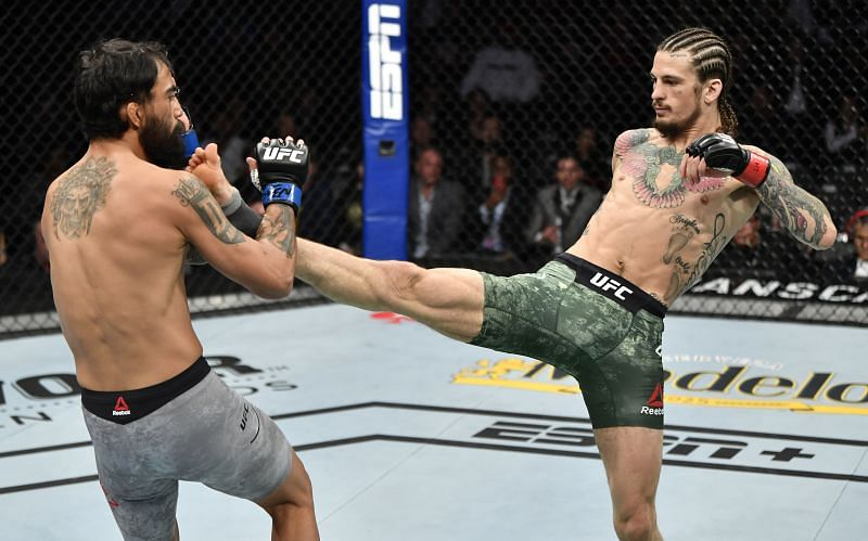 Sean O Malley Claims Marlon Vera Doesn T Belong In The Ufc 252 Co Main Event Spot